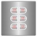 OBP光環開關(6Key) SU-OBP-1060